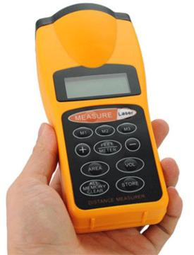 متر لیزری cp-3007