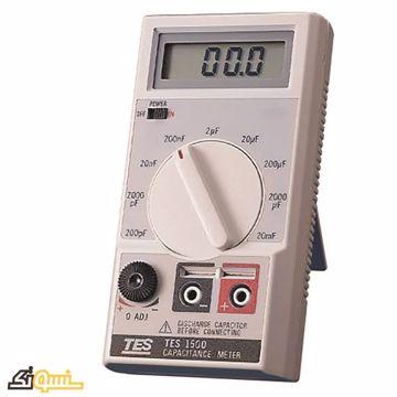 تستر خازن TES-1500
