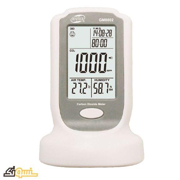 CO2 مترGM-8802