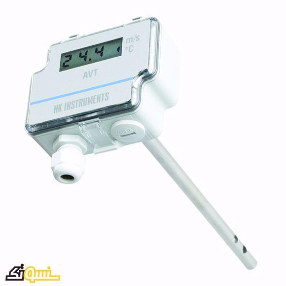 ترانسمیتر سرعت و دمای جریان هوا AVT
