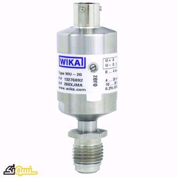 ترانسمیتر فشار model WU-20
