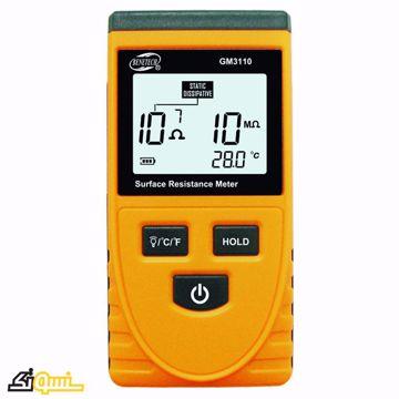 دستگاه اندازه گیری مقاومت سطح GM3110