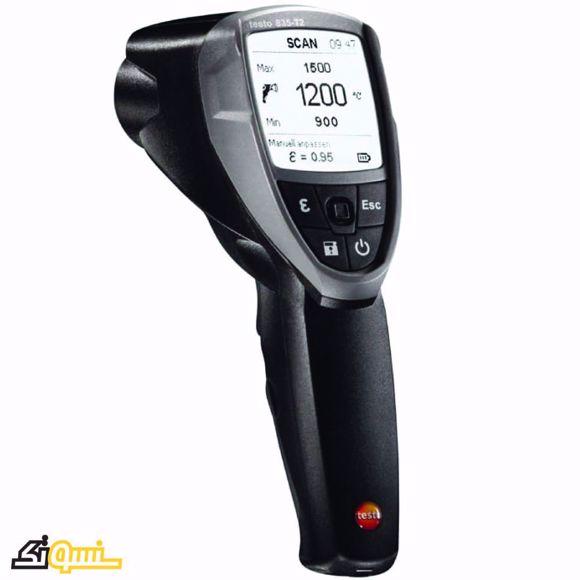 ترمومتر لیزری testo 835-T2