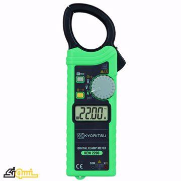 آمپرمتر کلمپی کیوریتسو 2200