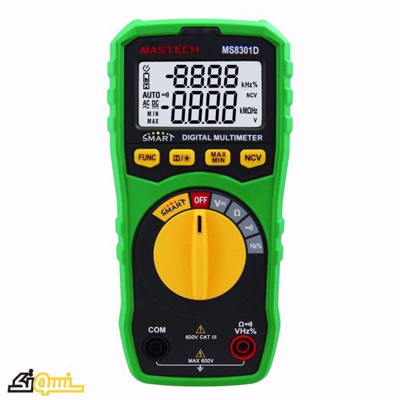 مولتی متر SMART مستک MS8301D