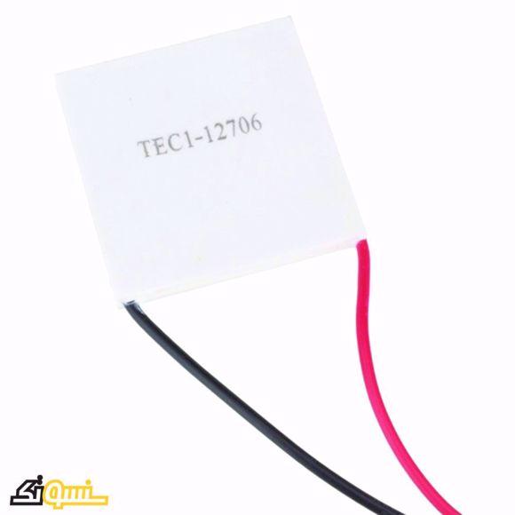 کولر ترموالکتریک TEC1-12706